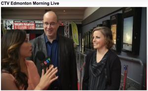 Tracy Thomas and Leslie Bland on CTV News