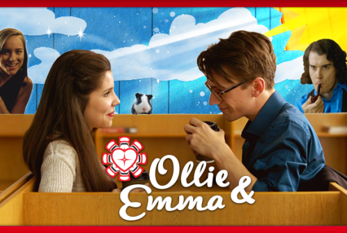 Ollie and Emma